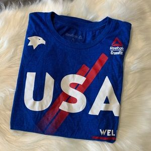 CROSSFIT Invitational USA Team Shirt - Wells